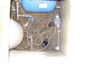 80 méter mély ivóvízkút, és aknája! Ennyire nem vigyázunk a felszín alatti vizekre, az ivóvízre!
